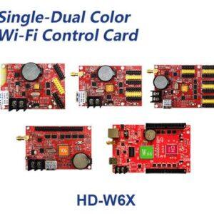 Huidu HD-W6X Series Wi-Fi Single Color